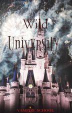 Wild University by IrishMaeOrdaniza7