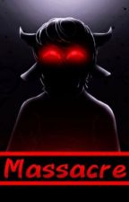 Massacre (villain Tommyinnit AU) by LunaWolf1603