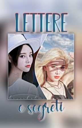 Lettere e segreti -Kim Lip & Jinsoul {Loona one shot} by hoseokalwayssmiles