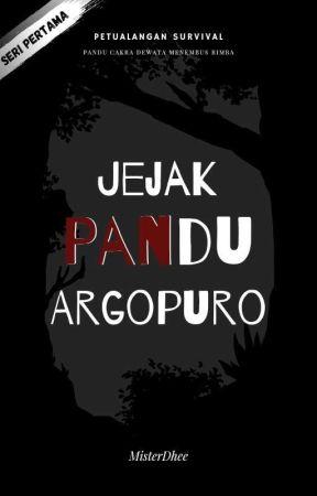 JEJAK PANDU - ARGOPURO by misterDhee