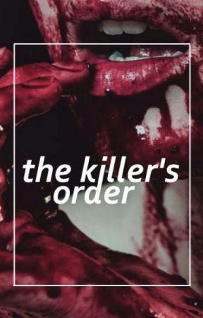 the killer's order ; cashton by unwinning