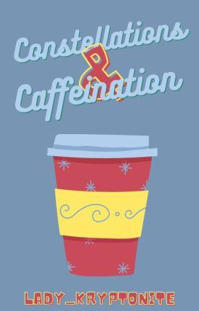 Constellations & Caffeination    Wolfstar by Lady_Kryptonite
