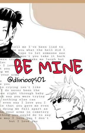 [Hiatus] Be Mine || SuguSato by dlirioops02