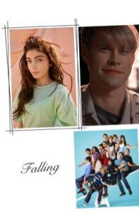 Falling (A Sam Evans Fan Fiction) cover