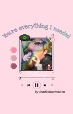 You're everything I needed (Flamingo Albert x reader) by sunfloxwercakez