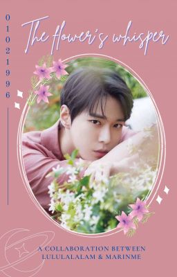 Doyoung || The flower's whisper