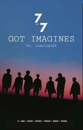 GOT7 IMAGINES by Simplygukk