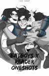 Batboys x Reader Oneshots (Reader Insert) cover