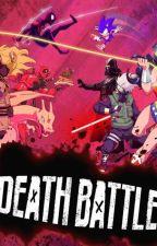 MY FAN MADE DEATH BATTLE SEASON by crossoverlover44