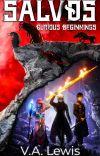 Salvos: Vol. 1, Curious Beginnings (A Monster Evolution LitRPG) cover