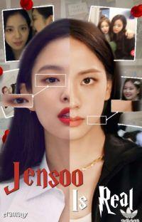Jensoo Is Real [ANTI TEORI] cover