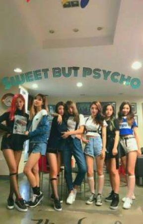 Sweet But Psycho ☠️✨ School 2020 by stevanistevi