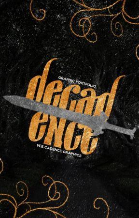 decadence || graphic portfolio by veecadence