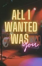 All I Wanted Was You [aaron hotchner x reader] by singerannanikki