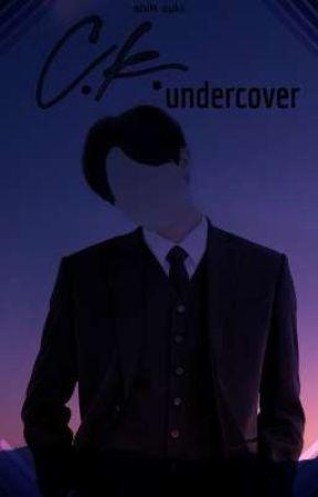 CK undercover | Im Changkyun by imnameim_bebe