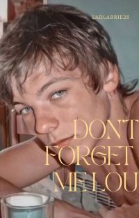 Don't forget me Lou cover
