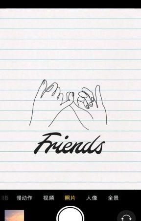 Friends (IdolxReader) by alexisdayupay
