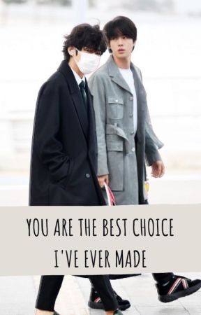 you are the best choice, i've ever made; taejin by jinnieismymoon