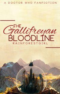 The Gallifreyan Bloodline cover