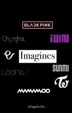K-Pop Imagines by xXAngelus1Xx