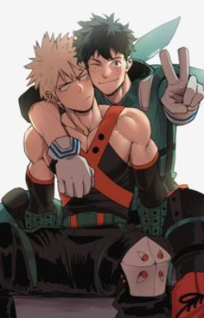 ~Learning to love~ (A BakuDeku Fanfic) by _Somniphobia_