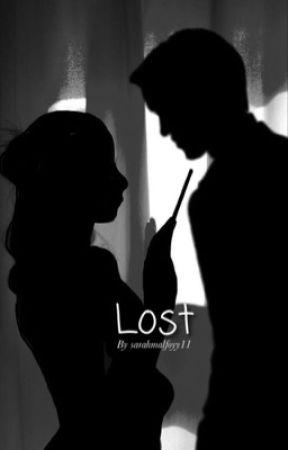 Lost~ Draco Malfoy  by sarahmalfoyy11