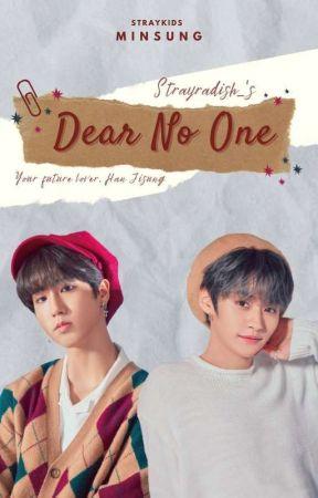 Dear No One || Minsung by strayradish_
