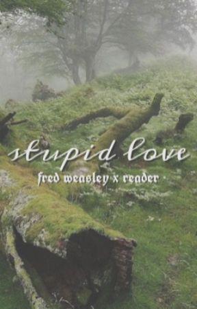 Stupid Love {Fred Weasley x Reader} by sooophhhieeeee