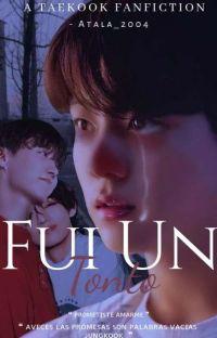 """""""Fui Un Tonto"""" » Taekook  cover"""
