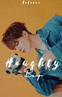 Haughty boy cover