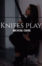 Knife Play ( A Mafia Sibling/ enemies to lovers  story) by HerRomance