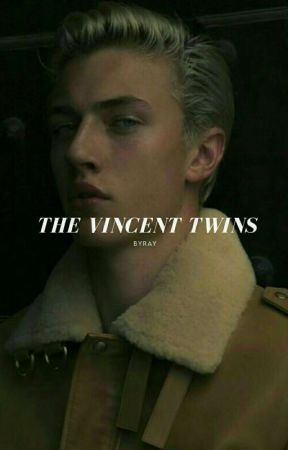 THE VINCENT TWINS  by cherrikiiwi