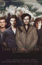 Marauders in Time by Zuba14
