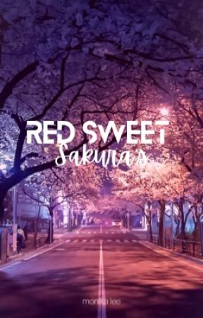 Red Sweet Sakura's by monika_lee