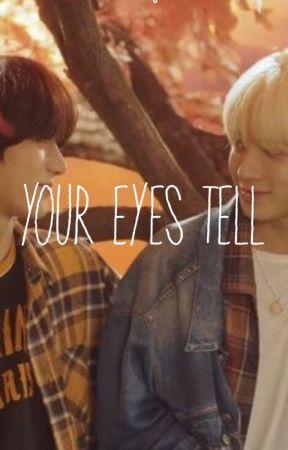 your eyes tell | a taegyu ff by cottonjunie