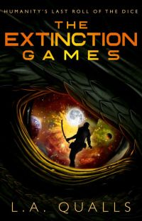 The Extinction Games cover