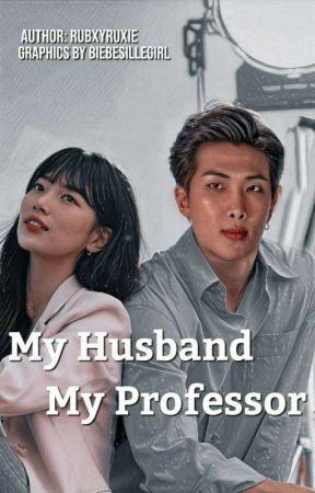 My Husband, My Professor // Kim NamJoon // by notifymeclaudia