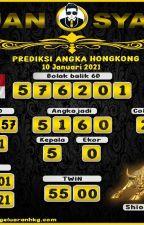Prediksi Togel Hongkong 10 Januari 2021 by montdes