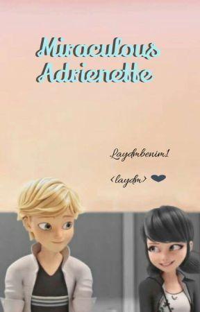 Miraculous Adrinette by laydmbenim1