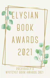 ELYSIAN BOOK AWARDS cover