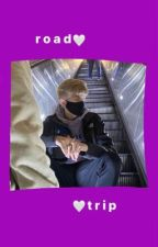 road trip   purpled x female oc by verytireddream