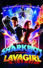The Adventures Of Sharkboy And Lavagirl (Sharkboy X Reader) by itiskatiehenza