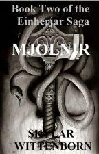 Mjolnir by darthwitty