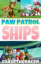 Paw Patrol Ships by ChaseTheRacer