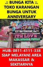 0811-4111-228 Pesan Karangan Bunga Ulang Tahun Perusahaan Makassar (Bunga Kita) by bungakitamakassar