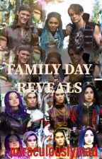 Family day reveals by miraculouslymad