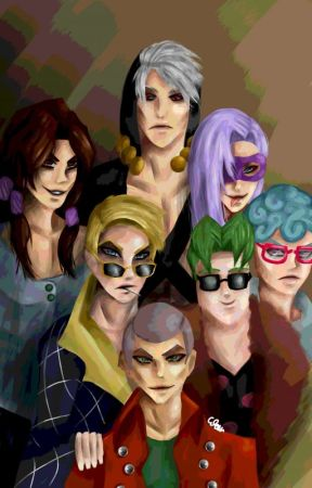 Road-Trip with La Squadra by Kakyoin_da_cherry
