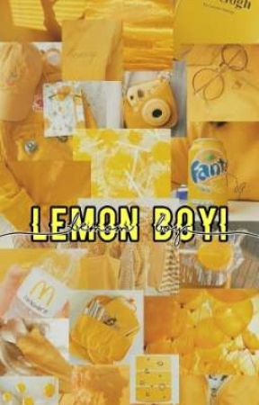 Lemon Boy! [SakuAtsu] by chixmi_