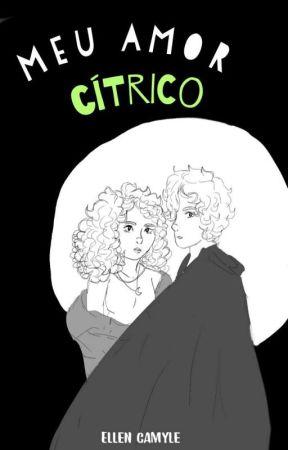 Meu amor cítrico by EllenCamyle111