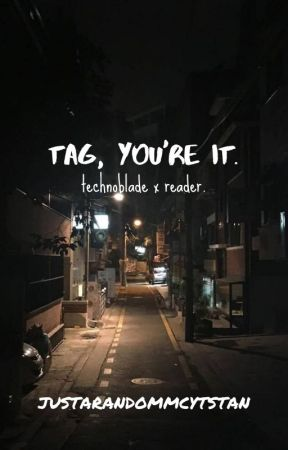 tag, you're it ; technoblade by justarandommcytstan